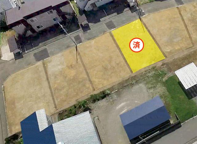 【第2期 10区画 分譲中】ブロッサム日吉(区画番号⑦) 【成約済】