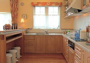 セルコホームのキッチン