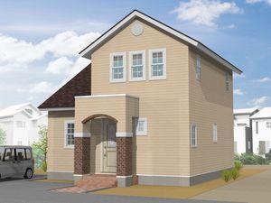 もうすぐオープンハウス♪ 石川町で建築中です♪