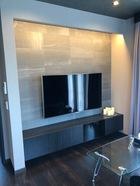 壁掛け施工 テレビ