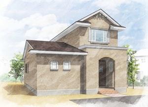 新たにカナダ輸入住宅が誕生します!!