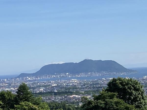 函館山に行きました