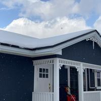 セルコホームの屋根 冬に活躍