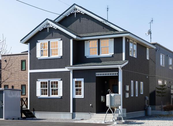 伝統と個性が美しく融合した家
